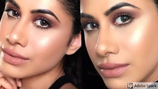GET READY WITH ME! | ALL NEW MAKEUP! | Malvika Sitlani