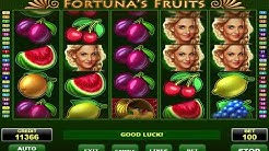 Fortunas Fruits Slot