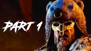 For Honor Gameplay Walkthrough Part 1 – Campaign / Single Player (FULL GAME PS4 PRO)