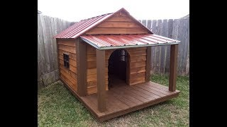 How to Make a Xxl Dog House