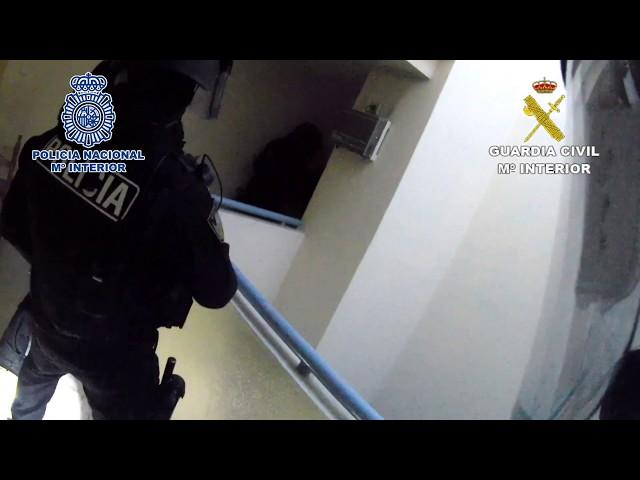 Detención Atracadores en Aspe