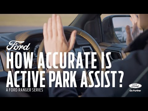 2019 FORD RANGER LEADING IDEAS: ACTIVE PARK ASSIST | FORD NEW ZEALAND