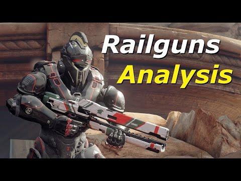 Halo 5 | Railguns Analysis
