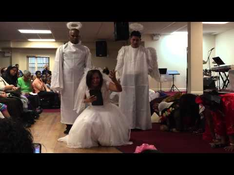 Drama de la iglesia pentecostal Washington Heights