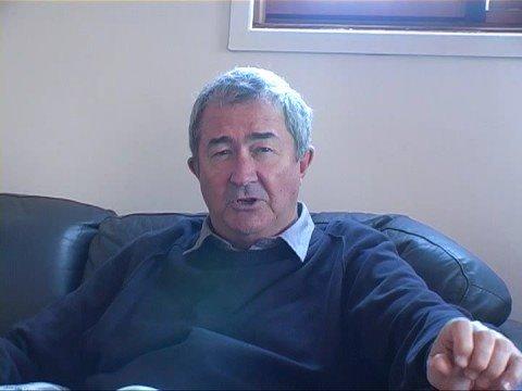 John Flanagan talks about Ranger's Apprentice