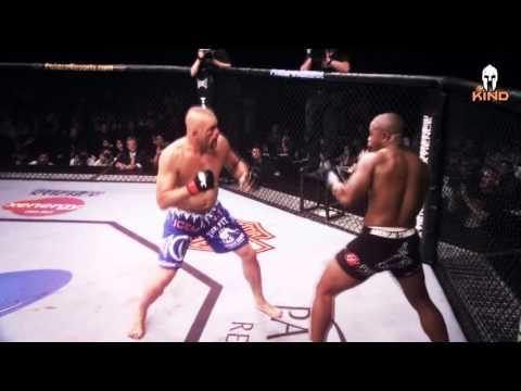 Rashad Evans vs. Chuck Liddell |k1nd|
