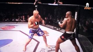 Rashad Evans vs. Chuck Liddell  k1nd 