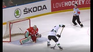 CHL: Cudnowy gol Michaela Cichego! GKS Tychy vs HC Bolzano!