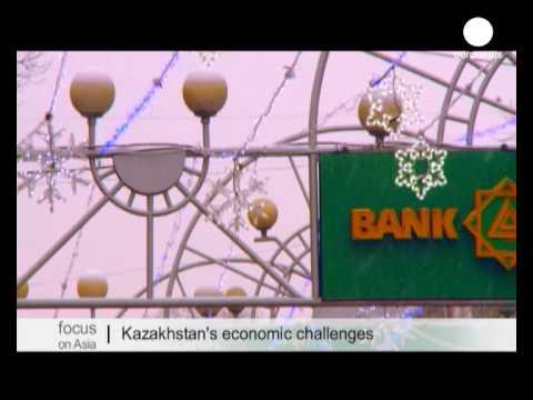Kazakhstan's economic challenges