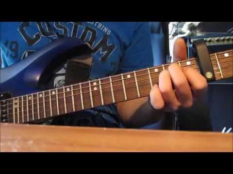 JORIS Herz über Kopf Gitarren cover