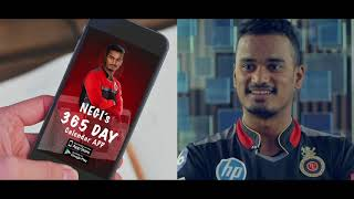 From the mountains, with love and cool Pawan | RCB Insider 4.0 | VIVO IPL 2018
