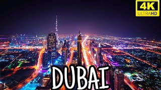 Dubai in 4K ULTRA HD - The Game of Architecture United Arab Emirates