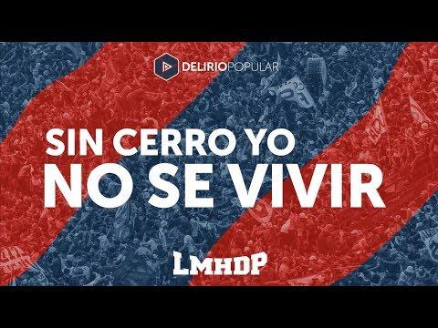 Sin Cerro Yo No Se Vivir Cántico De Lmhdp Oficial Video Lyric