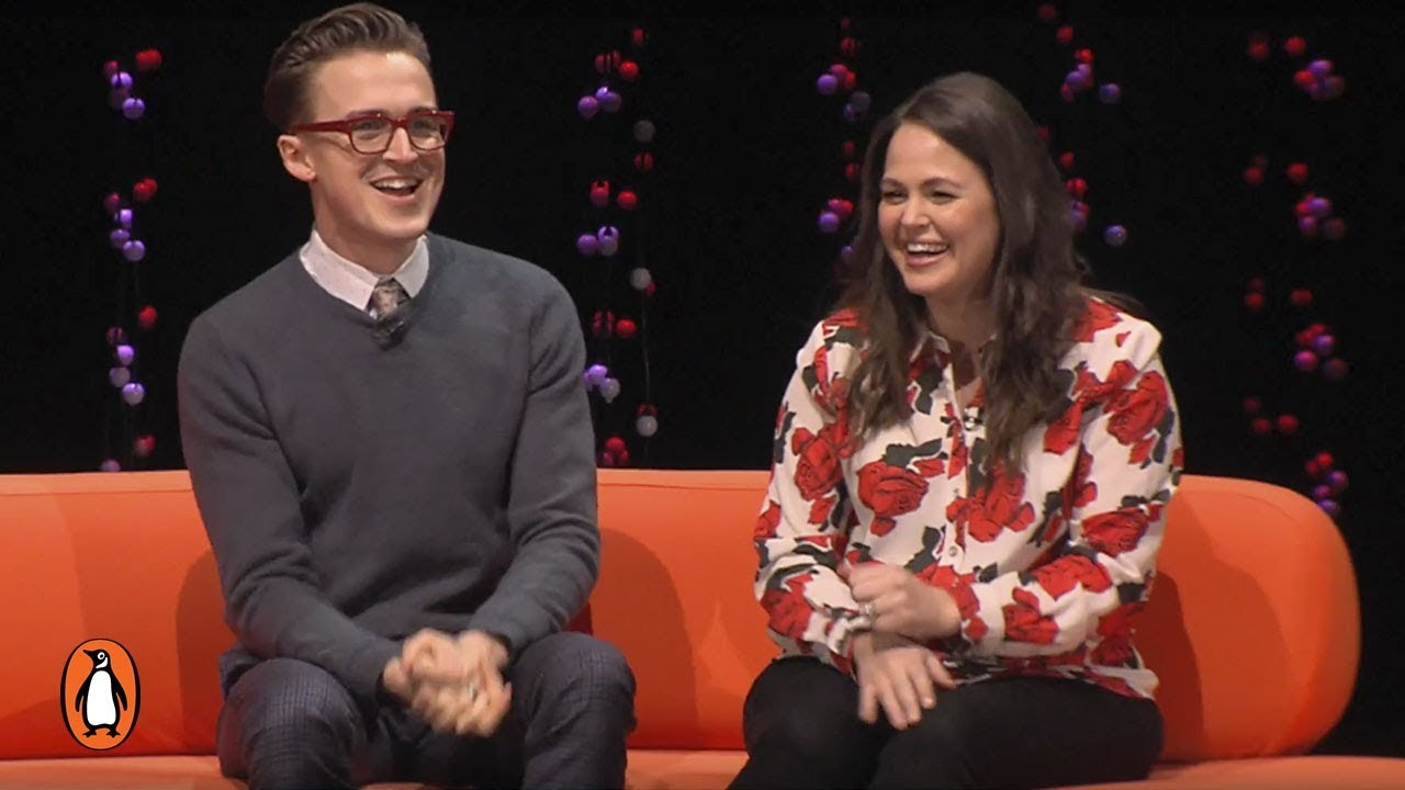 Tom and Giovanna Fletcher - Penguin Random House Presents 2018
