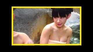 「どえらい谷間!」 長澤茉里奈、温泉ロケでfカップ美巨乳を大胆露出|b...
