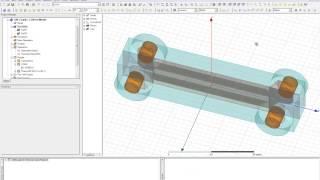 Видеоурок CADFEM VL1426 - Моделирование ненаправленной антенной системы в ANSYS HFSS и Designer ч.2