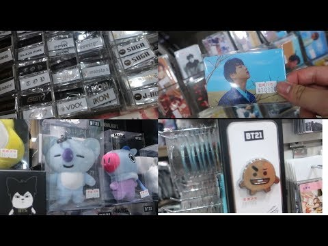 visiting-underground-k-pop-stores!!-명동-myeong-dong