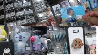 VISITING UNDERGROUND K-POP STORES!! 명동 Myeong-dong