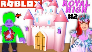 We SPIN THE WHEEL on ROYALE HIGH on ROBLOX, Meet Fans + Family YG Video Gaming