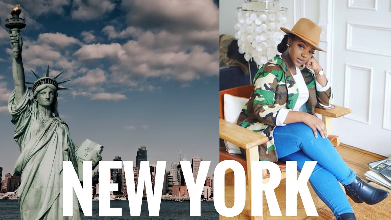 TRAVEL VLOG   Girls Trip in New York! Reunited with my FRIENDS!