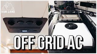 Perfect Air Conditioner For Off Grid Sprinter Vans