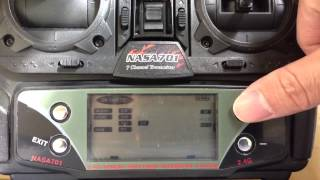 rC-Fever x Skyartec Wasp Nano CP How to replace the tail motor