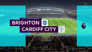 Brighton vs Cardiff City 0-2 | Premier League - EPL | 16.04.2019