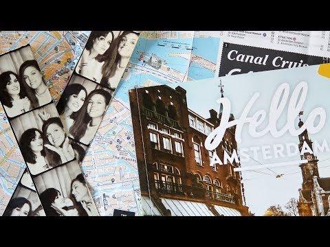 Amsterdam with Marzia / Travel Diary
