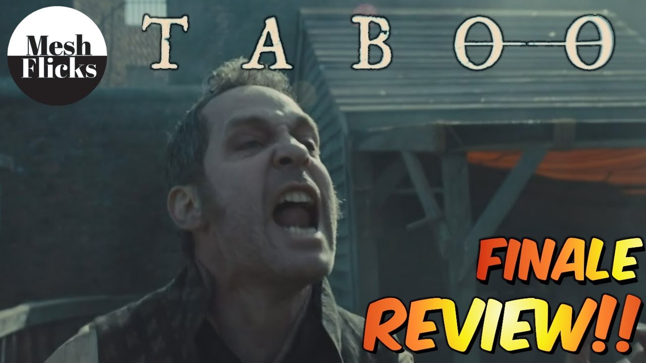 Download Taboo | Finale | Episode 8 | Review!