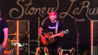 Watch Stoney Larue Oklahoma Breakdown video