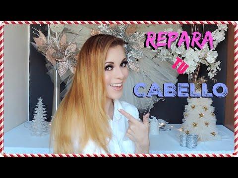MASCARILLA PARA EL CABELLO! Luce radiante en Navidad! Paola Herrera
