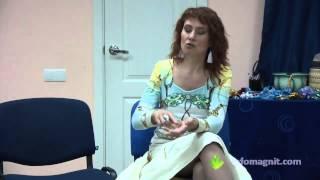Обучение макияжу  Виктория Косюк, урок 1