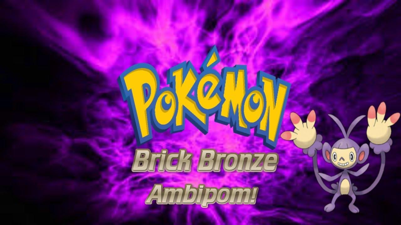 how to get a big mushroom in pokemon brick bronze