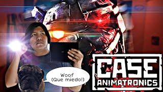 😠VENGO por LA REVANCHA y NO VENGO SOLO... CASE: Animatronics Android | Gameplay Español | Soy-Yogui