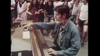 MERCE CUNNINGHAM: MONDAYS WITH MERCE #15: JOHN CAGE