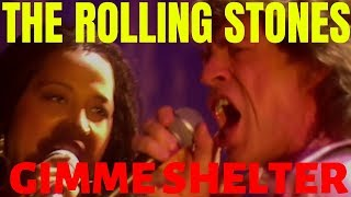 THE ROLLING STONES  ●  Gimme Shelter  ●  BEST VERSION EVER