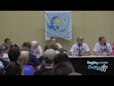 BronyCon 2017 The Military and Ponies