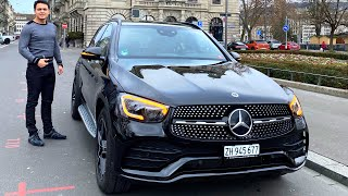 2021 Mercedes GLC 300 AMG - NEW GLC 300d SUV Full Review Interior Exterior