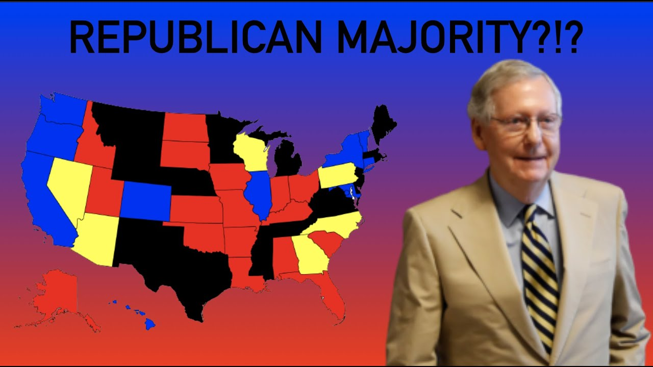 How The Republican Party Can Win Back The Senate In 2022