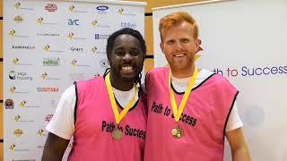"""Wheelchair Basketball Challenge 2018"" highlights"