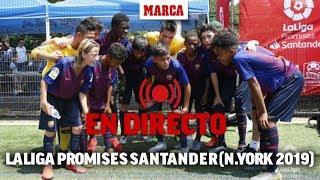 Semifinales y Final del Torneo Internacional LaLiga Promises Santander, en directo I MARCA
