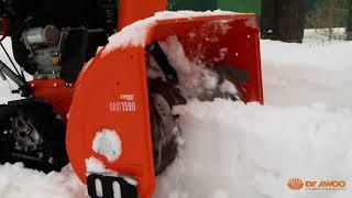 Обзор снегоуборщиков Daewoo