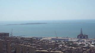 27.08.12. Баку. Ахмедлы, панорама(Спасибо за просмотр. Жмите на
