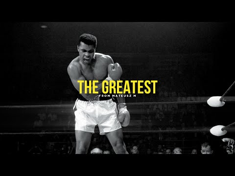 The Greatest | Muhammad Ali Inspirational Video