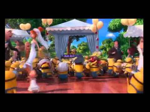 Minions:Don't Stop The Party-Despicable me