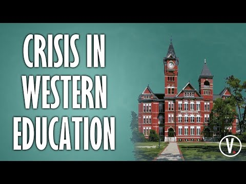 Crisis in Western Education