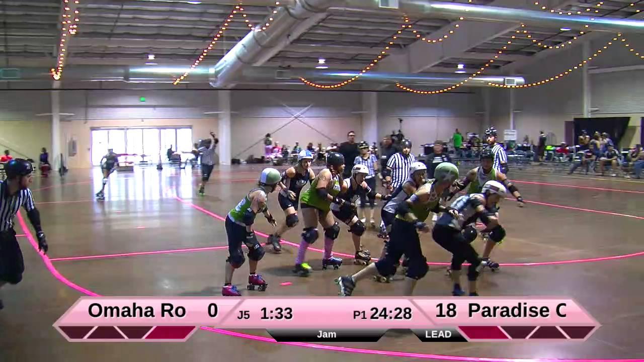 Roller skating omaha - Track 1 Omaha Vs Paradise City
