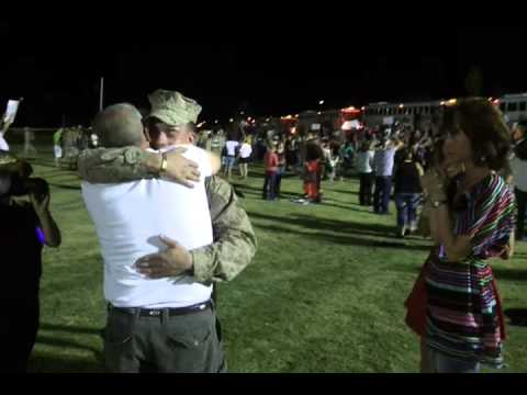 Marine Homecoming Proposal Lcpl Vogt