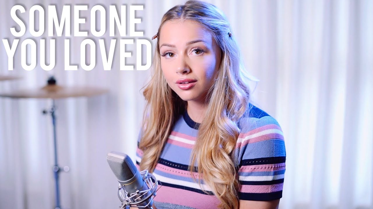 Lewis Capaldi Someone You Loved Emma Heesters Cover