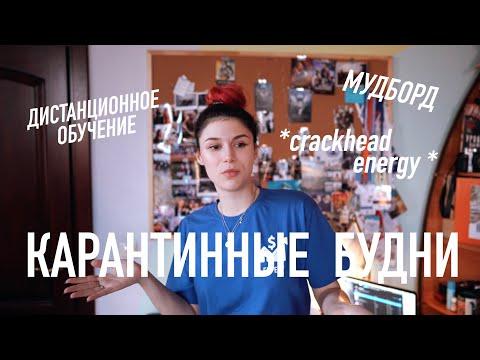 ЖИЗНЬ НА КАРАНТИНЕ // Дистанционка и Мудбор